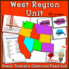 U.S. Regions West Region Unit