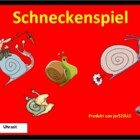 Uhrzeit (Time in German) Schnecke Snail game
