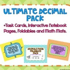 Ultimate Decimal Pack *Everything You Need to Teach Decimals*
