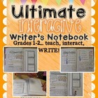 Ultimate Interactive Writer's Notebook {Grades 1 and 2}