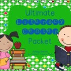 Ultimate Literacy Center Packet (20 Centers)