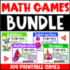Ultimate Math Board Games Collection