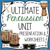 Ultimate Percussion Family Presentation- 51 Instruments- 8