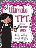 Ultimate TPT Planner--Pretty in Pink NEW AND IMPROVED