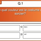 Un costume pour Halloween (Short Story/Games-Activity Bundle)