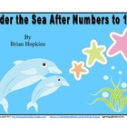 "Under The Sea Dolphin ""After"" Numbers to 120 Common Core"