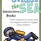 Under the Sea Interactive Easy Reader Books