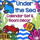 Under the Sea Room Décor Bundle