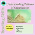 Understanding Patterns of Organization