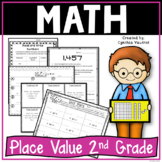 Place Value in 2nd Grade for the Common Core Classroom