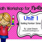 Unit 1- First Grade Math CC- Building Number Sense