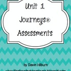 Unit 1 Journeys®  Assessments
