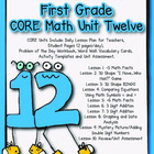 First Grade CORE Math Unit 12