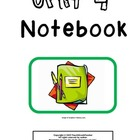 4th Grade Math Common Core Unit 4 Notebook