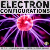 Unit Bundle: Electron Configurations