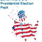 United States Government and Presidential Election Pack