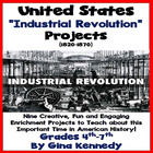 "United States ""Industrial Revolution"" Differentiated Writi"