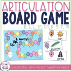 Up, Up, & Away Articulation Game