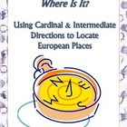 Use Cardinal and Intermediate Directions: Map Skills Assignment