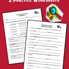 Context Clues in Action Worksheets
