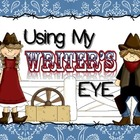 Using My Writer's Eye: I SEE Posters (Western)