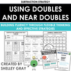 Using and Building on Doubles: a Mental Math Subtraction S