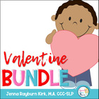 Valentine Bundle: Speech and Language Ultimate Vday Bundle