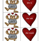 Valentine Contraction Bears