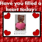 Valentine Craftivity: Have You Filled a Heart Today??