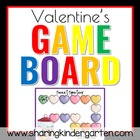 Valentine Game Board