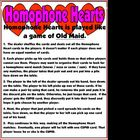 Valentine Homophone Heart Game
