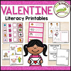 Valentine Literacy Activities