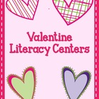 Valentine Literacy Center Fun