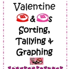 Valentine M&M Sorting, Tallying & Graphing Center