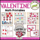 Valentine Math Activities