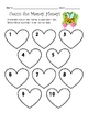Valentine Math Center Games