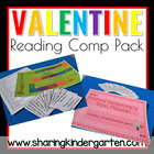 Valentine Reading Comprehension Games