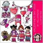 Valentines Day 2013 bundle by melonheadz