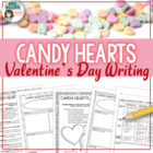 Valentine's Day - Candy Hearts Writing - Short Story or Poem