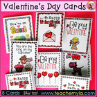 Valentines Day Coloring Cards with Coupons