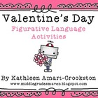 Valentine's Day Figurative Language Activities
