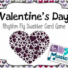 Valentine's Day Fly Swatter Rhythm Card Game