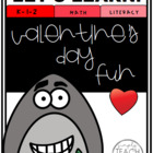 Valentine's Day Fun! Math & Literacy Unit