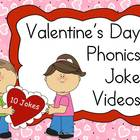 Valentine's Day Phonics Jokes