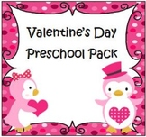 Valentine's Day Preschool Pack