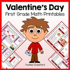 Valentine's Day Quick Common Core (first grade)