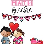 Valentine's Day Quick and Easy Printable Math Worksheets -
