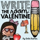 Valentine's Day Write The Room Pack