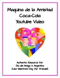 Valentine's Day in Argentina - Día del Amigo Authentic Vid