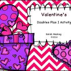 Valentine's Double Plus One Activity